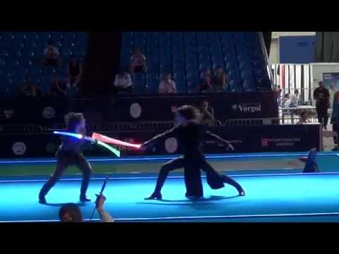 Xxx Mp4 Star Wars Duel On Fencing Senior World Championships Moscow 2015 3gp Sex