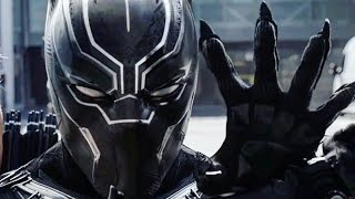 Black Panther Fight Scenes - Captain America Civil War Best Moments HD