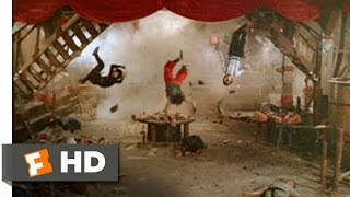 Jackie Chan's Project A (10/10) Movie CLIP - Defeating Sam Pau (1983) HD
