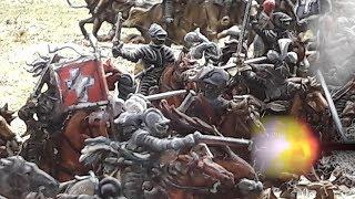 Zinnfiguren-Museum Goslar - Dioramen 30jähriger Krieg
