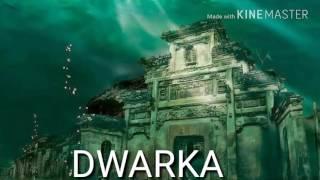 DWARAKA STILL UNDER WATER (SEA)