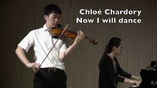 "Calvin Leung plays Chloé Chardory's ""Now I will dance"""