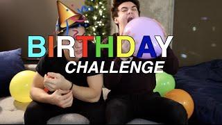 BIRTHDAY CHALLENGE // Dolan Twins