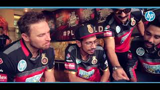 Sky rocket your fan moments with HP Sprocket | RCB Insider | VIVO IPL 2018