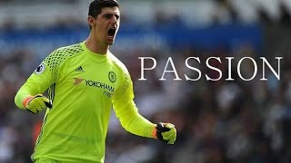 Thibaut Courtois - Passion - Best Saves - HD