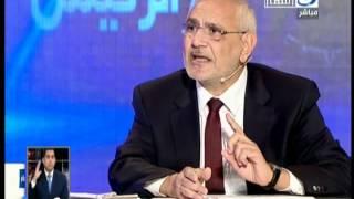 ابو الفتوح : ايه كل الخوف ده من قطر ؟ دى ربع شبرا