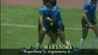 Diego Maradona - John Powell - Whirlpool of Love (Remolino de amor)