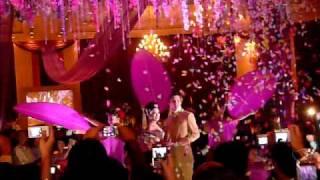 Titi Kamal & Christian Sugiono Wedding