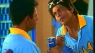 Sachin and SRK in old Pepsi Commercial.mp4