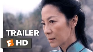 Crouching Tiger, Hidden Dragon: Sword of Destiny Official Trailer #2 (2016) - Action Movie HD