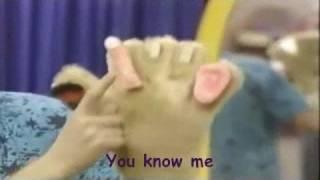 Barney's 5 Senses Song