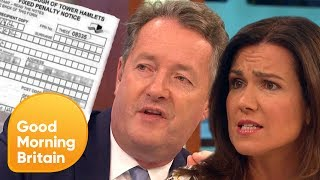 Five-Year-Old Girl Fined £150 for Selling Lemonade | Good Morning Britain