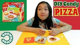 포핀쿠킨20 해피키친 피자 만들기/