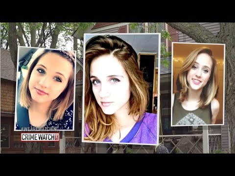 Teen Recounts Stalker Ex's Attempt To Kill Her - Crime Watch Daily With Chris Hansen (Pt 2)
