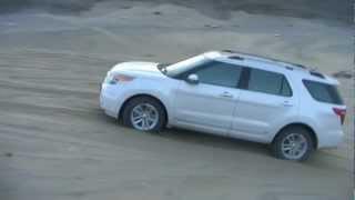 Ford Explorer 2012 Off Road