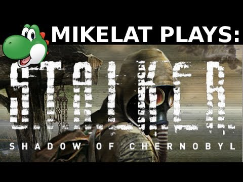 Let's Play STALKER: Shadow of Chernobyl - Part 1