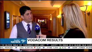 Shameel Joosub on latest Vodacom results