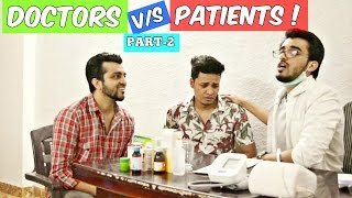 Funny Doctors & Patients l Part 2 l The Baigan Vines