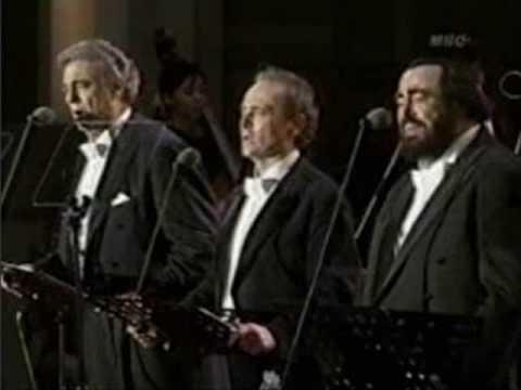 The Three Tenors - You'll Never Walk Alone (Seoul 2001)