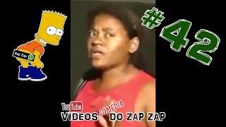 Vídeos Comédia do Zap Zap #42 Eu Não Vou Fazer Mais Novela !!!