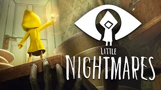 RUN AND HIDE! - Little Nightmares Live Stream