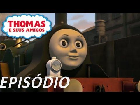 Thomas e Seus Amigos Emily Salva o Mundo