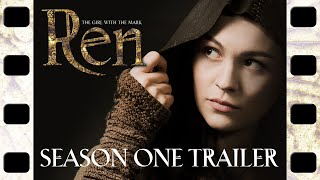 Ren: The Girl with the Mark - trailer starring Sophie Skelton