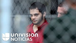 Esteban Santiago compareció ante una corte por el tiroteo en aeropuerto de Fort Lauderdale