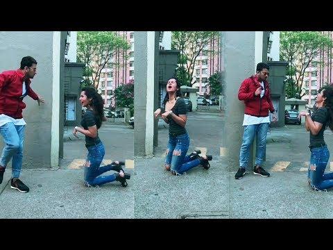 Xxx Mp4 Dogi Girl Vs Filert Boy Very Funny Viral Video 3gp Sex