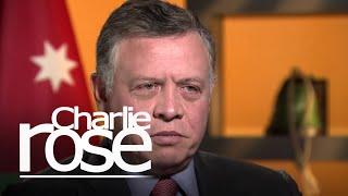 Jordan's King Abdullah: Al-Sisi