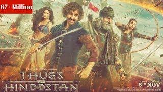 Thugs Of Hindostan Official Trailer- Amitabh Bachchan, Aamir Khan,  Katrina Kaif , Fatima