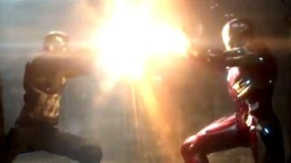 CAPTAIN AMERICA: CIVIL WAR International TV Spot (2016) Marvel Movie HD