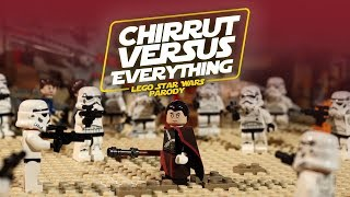 Rogue One LEGO HISHE - Chirrut vs. Everything