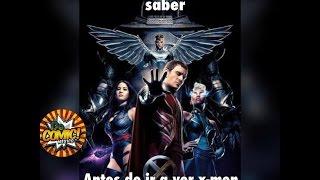 Todo lo que necesitas saber de X-Men Apokalypse
