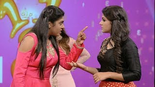 Onnum Onnum Moonu Season 2 I Ep 53 -  Nimsha and Aparna Balamurali with Rimi I Mazhavil Manorama