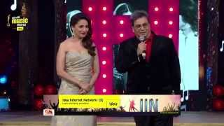Radio Mirchi Music Awards 2015 l Vignettes of Madhuri Dixit and Subhash Ghai