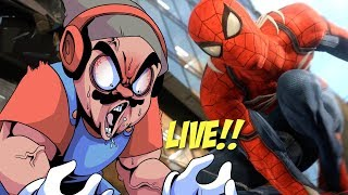 SPIDER-MAN TIME LIVE!!
