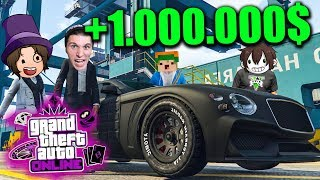 Durch diese GTA Mission bekomme ich das 1.000.000$ AUTO | GTA Online