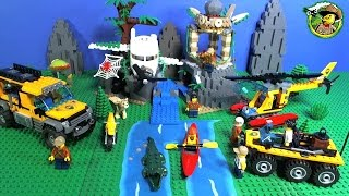 LEGO City Jungle Exploration Site 60161