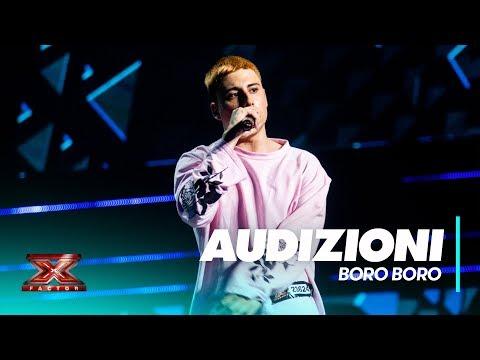 """Xxx Mp4 Boro Boro A X Factor Con """"Rapper Gamberetti"""" Audizioni 3 3gp Sex"""