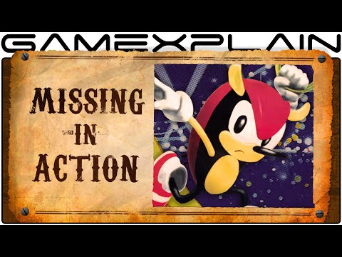 Xxx Mp4 Missing In Action Mighty The Forgotten Chaotix Sonic The Hedgehog 3gp Sex