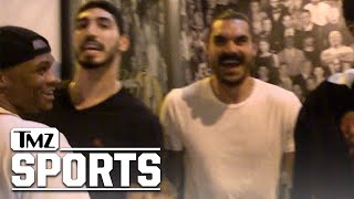 OKC Thunder Shame Andre Roberson About Bad Tipping At L.A. Hot Spot | TMZ Sports
