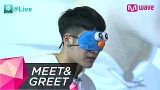 [GOT7 Fan Meeting] (ENG SUB) GOT7's Jackson Can Identify Mark by the Nape of His Neck? l MEET&GREET