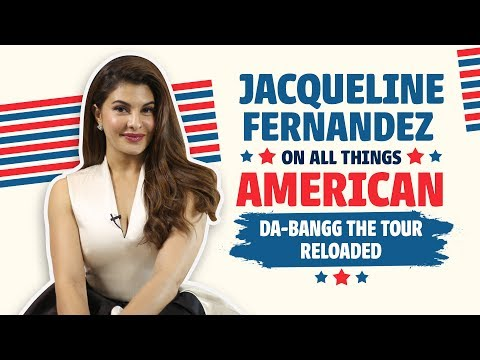 Xxx Mp4 Jacqueline Fernandez On All Things She Loves DA BANGG The Tour Reloaded 3gp Sex