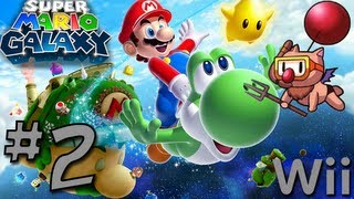 Super Mario Galaxy Playthrough Deel 2 - Cock Hero