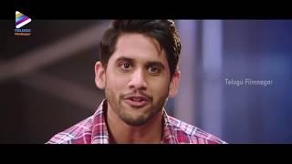Brahmanandam Comedy Scene | Dohchay Telugu Movie Scenes | Naga Chaitanya | Telugu Filmnagar