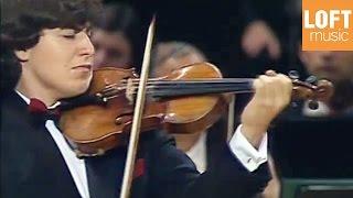 Maxim Vengerov: Tchaikovsky - Violin Concerto in D major, Op. 35 (1990)