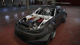 The Batman car S14 !!