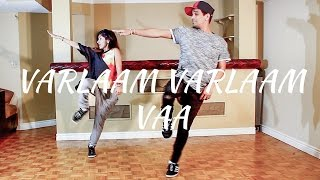 Bairavaa  Varlaam Varlaam Vaa  Premgopal Kiruthika Dance Cover
