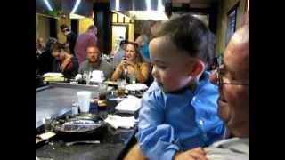 Little Bob @ Fujiyama Restaurant.